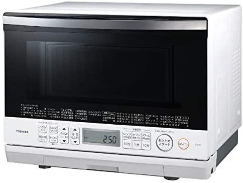 【東芝】石窯ドーム過熱水蒸気オーブンレンジ「ER-VD80」