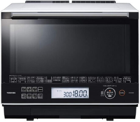【東芝】石窯ドーム過熱水蒸気オーブンレンジ「ER-VD3000」