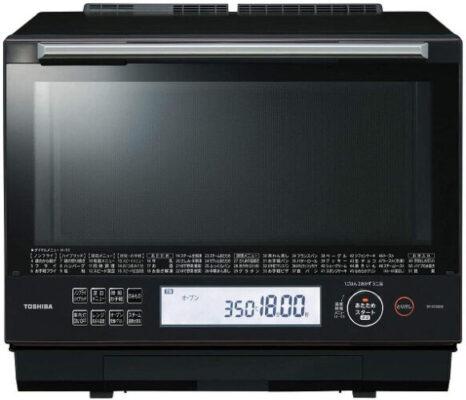 【東芝】石窯ドーム過熱水蒸気オーブンレンジ「ER-VD5000」