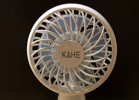 【まとめ】KAHE 携帯扇風機