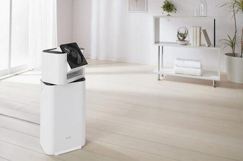 サーキュレーター衣類乾燥除湿機「IJD-I50」