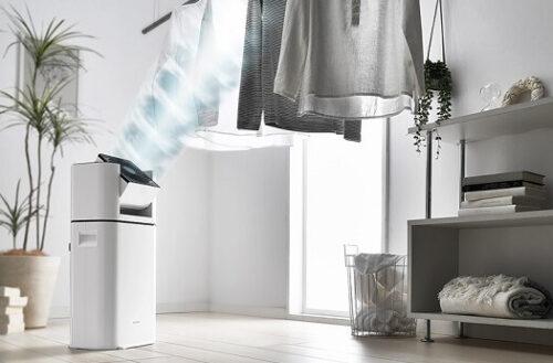 【早い、広範囲、ムラなし】衣類乾燥除湿機の最高峰
