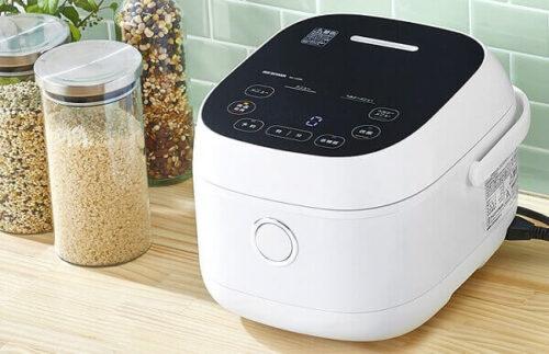 安くておいしいご飯が炊ける「ヘルシーサポート炊飯器」