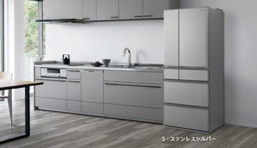 新しいパナソニックの冷蔵庫「MEXタイプ」