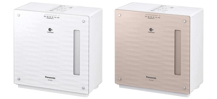 2020年モデルのパナソニック加湿器5機種の比較