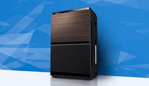 Panasonic 新型空気清浄機「F-VXT90」