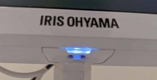 アイリスオーヤマ液晶ディスプレイ電源