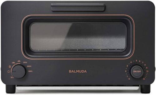 【バルミューダ】スチームオーブントースター BALMUDA The Toaster