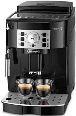 【デロンギ】 全自動コーヒーメーカー マグニフィカS「ECAM22112」