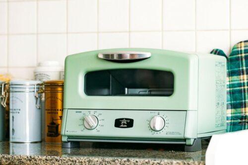 オーブントースターで料理のレシピが増える