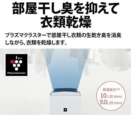 除菌と消臭もできるプラズマクラスターを搭載