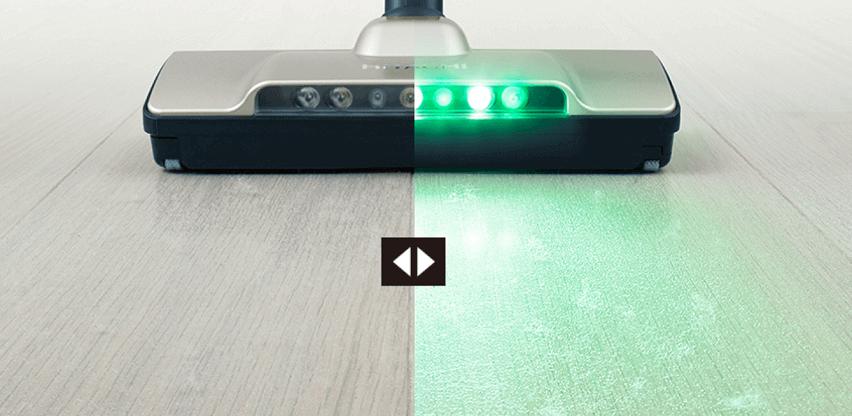 あったら便利な緑のLEDライト