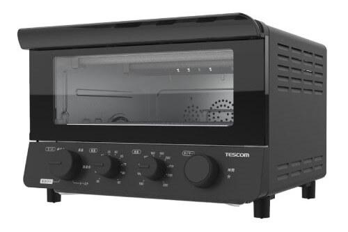 【テスコム】コンベクションオーブントースター「TSF601L」