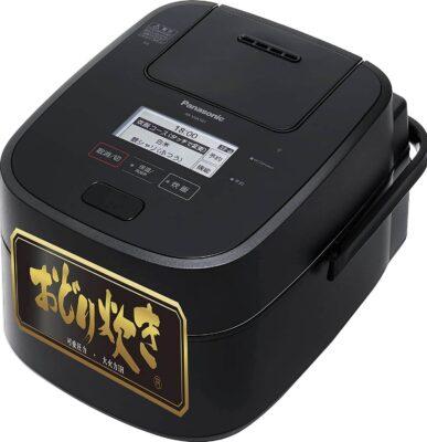 【パナソニック】スチームIH炊飯器 おどり炊き「SR-VSX101」