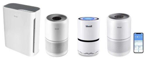 【比較】Levoit 空気清浄機4モデルの違いは?