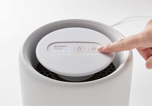 アマゾンで大人気の空気清浄機「FU-NC01」
